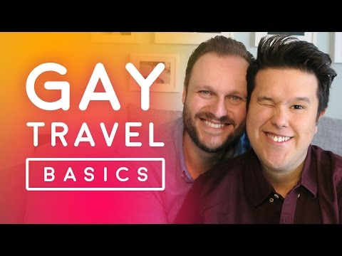 Gay Travel Basics - Important Things You Should Know Before Booking Your Vacation