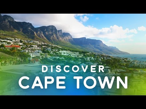 Discover Cape Town - Arriving, amazing View, Waterfront DISCOVER CAPE TOWN #1