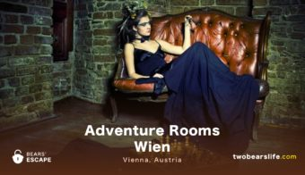 "Bears' Escape - ""Adventure Rooms Vienna"""