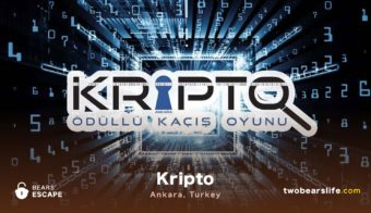 "Bears' Escape - ""Kripto"" in Ankara"