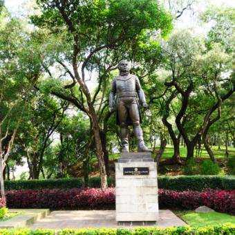 statue-jose-maria-morelos-y-pavon