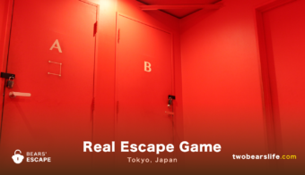 "Bears' Escape ""Real Escape Game"" Tokyo"