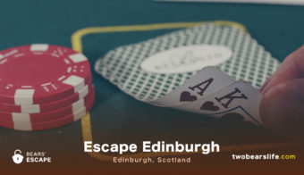 "Bears' Escape ""Escape Edinburgh"""