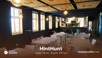"Bears' Escape ""HintHunt Cape Town"""