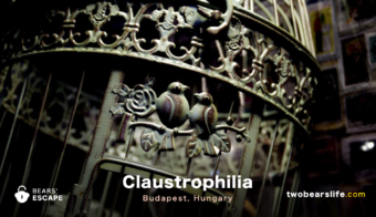 "Bears' Escape ""Claustrophilia"" Budapest"