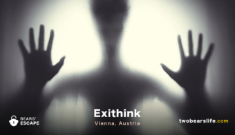 "Bears' Escape ""Exithink"" in Vienna"