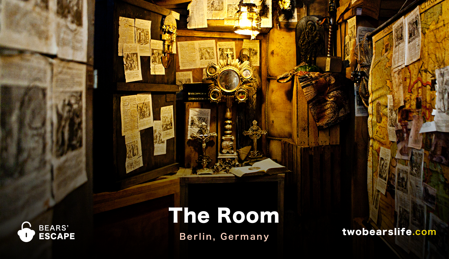 the room in berlin escape room review two bears 39 life. Black Bedroom Furniture Sets. Home Design Ideas