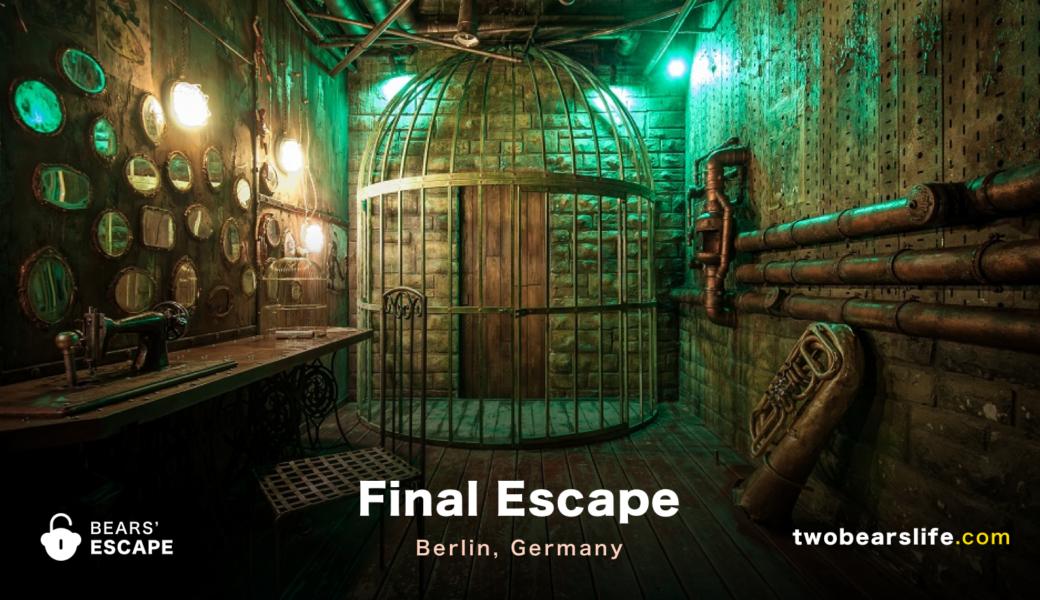 Prison Break Escape Room Madrid