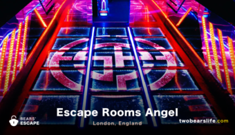 "Bears' Escape ""Escape Rooms Angel"" in London"