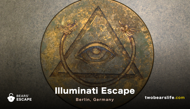 Credits: Illuminati Escape in Berlin