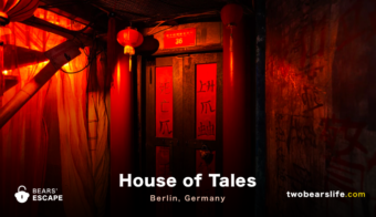 "Bears' Escape ""House of Tales"" in Berlin"