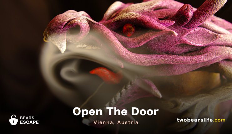 Open the Door - Vienna - Escape Room Review