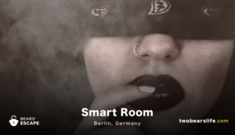 "Bears' Escape ""Smart Room"" in Berlin"
