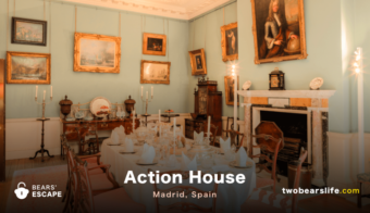 """Action House"" in Madrid"