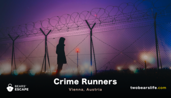 """Crime Runners"" in Vienna"