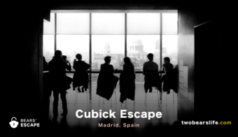 """Cubick Escape"" in Madrid"