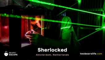 Sherlocked - Amsterdam