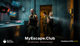 MyEscape.Club - Amsterdam