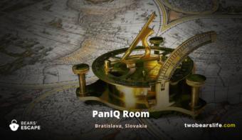 PanIQ Room - Bratislava
