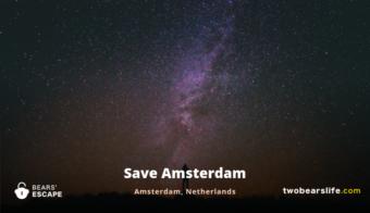 Save Amsterdam - Amsterdam