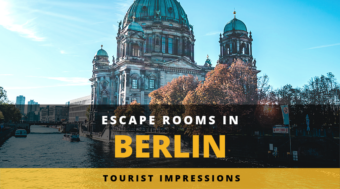 Escape Rooms in Berlin - Tourist Impressions