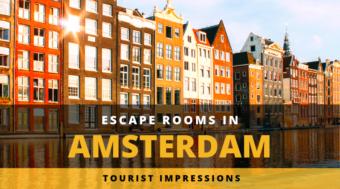 Escape Rooms in Amsterdam