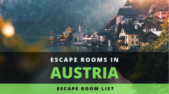 Escape Rooms in Austria