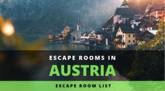 Escape Rooms in Austria