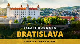 Escape Rooms in Bratislava