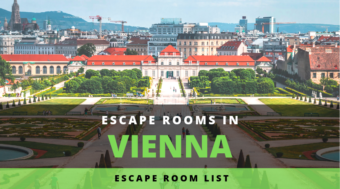 Escape Rooms in Vienna 2019