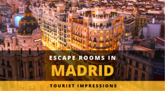 Escape Rooms in Madrid - Tourist Impressions