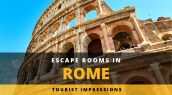 Escape Rooms in Rome - Tourist Impressions