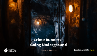Crime Runners: Going Underground - Vienna